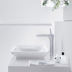 HANSGROHE PURAVIDA 240 Смесител за мивка за баня 15072000