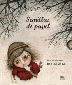 """LIBRO. Infantil. """"Semillas de papel"""". Disponible en la Biblioteca de Hellín desde el 6 de Abril."""