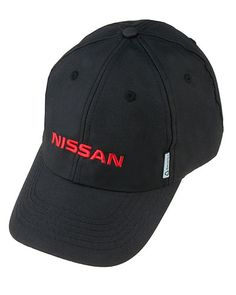Show your style and your Nissan pride - Nissan Recycled Cap