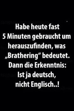 This happens to me from time to time with German words. So funny! Funny Facts, Funny Memes, Hilarious, German Quotes, Just Smile, True Words, Funny Photos, Laugh Out Loud, Quotations