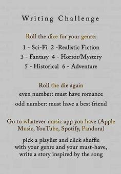 Roll the dice. | PROMPTUARIUM