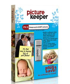 Another great find on #zulily! Picture Keeper 8 #zulilyfinds