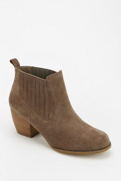 Restricted Western Ankle Boot. I WANT THESE :)