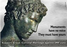CIG-ICG: Monuments have no voice - They must have yours, Bo...