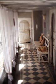 Riad Menzah - Hammam hallway, Marrakech