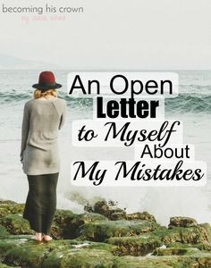 Have you ever made some mistakes and felt unworthy, out-of-control, or confused on what to do next? Your mistakes don't define you! Read on to see what I have to say to myself when I'm struggling with the mistakes that I have made. Saving A Marriage, Save My Marriage, Marriage Relationship, Marriage Advice, Relationships, Quotes About Making Mistakes, Mistake Quotes, Letters To My Husband, Brene Brown Quotes