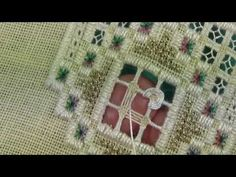 My way of making Types Of Embroidery, Learn Embroidery, Modern Embroidery, Embroidery For Beginners, Embroidery Techniques, Embroidery Patterns, Hardanger Embroidery, Cross Stitch Embroidery, Paper Embroidery