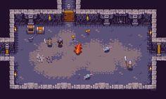 Kraa's Dungeon @ PixelJoint.com