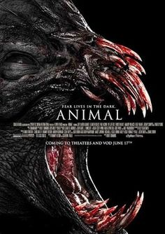 """Scotty reviews a B horror movie with a new kind of monster that terrorizes a few poor souls in """"Animal""""!"""