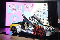 Celebran Garage Italia Customs y BMW i el Memphis Design con una edición especial   Tuningmex.com