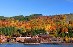 The 16 Best Towns To Live In, According To OUTSIDE Magazine.  Houghton, Michigan