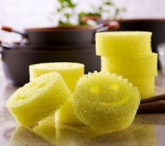 Scrub Daddy CleaningSponges - makes you whistle while you work...or at least smile!  :-)
