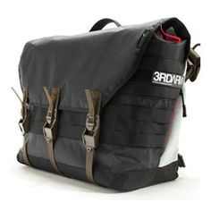 """envymakers  """" is a messenger bag unlike all others. ACRONYM® collaborated  with legendary Berlin bike messenger bag makers BAGJACK® to develop this  highly ... efdb2bed747d2"""