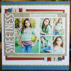 Bella Blvd mix and match products. Sweetness layout by DT Leader Laura Vegas