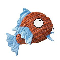 Kong Cuteseas Fish Large -- Check this awesome product by going to the link at the image.