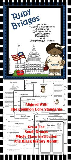 This simple worksheet tells students about the great ...