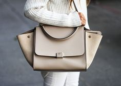 Celine Trapeze = the perfect nuetral covetable bag a girl could have #dreaming