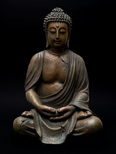 Buddha Statues and Figurines in Home and Garden Design