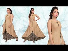 10 Grown Style Kurtis For Women - YouTube