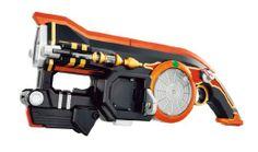 Amazon.com: Bandai Kamen Rider Gaim DX Hinawa Daidai DJ Gun: Toys & Games