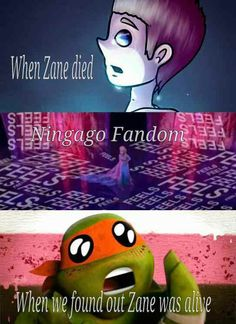 THEN ZANE DIES AGIN!!!!!!! THE FANDOM WILL KILL!!!!!, Made by @blankenshipcarl