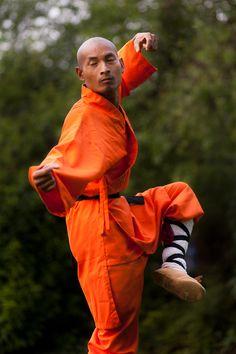 Shaolin-Mönch Shi Kitti