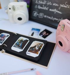 The best way to store your Instax images