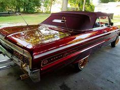64 Impala Lowrider, Chevy Impala, Lowrider Trucks, Bronco Truck, Hydraulic Cars, Donk Cars, Vintage Pickup Trucks, Chevrolet Ss, Cold Meals