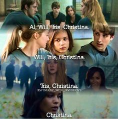 Divergent // Characters