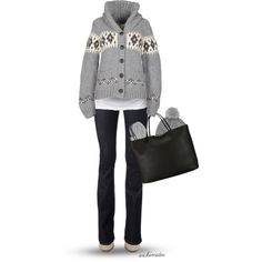 It's Cold Outside!, created by archimedes16 on Polyvore