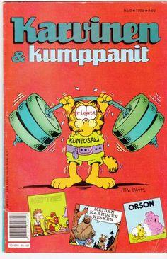 Karvinen & kumppanit N:o 9 /1989, Davis Jim, Semic