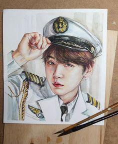 Anime Boy Sketch, Kpop Drawings, Album Bts, Bts Chibi, Bts Fans, Kpop Fanart, Kpop Aesthetic, Foto Bts, Bts Wallpaper