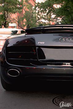 dream-villain:  Audi R8 Ass Photo Taken By:Mr.Goodlife