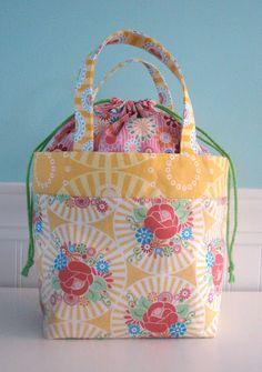 lunch bag tutorial link!!