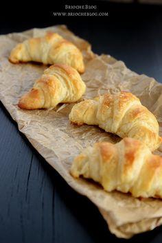 Brioche blog: Croissant