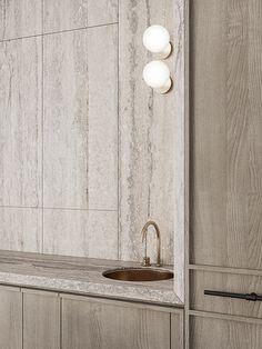 Apartment Interior Design, Bathroom Interior Design, Kitchen Interior, Interior Decorating, Kitchen Decor, Joinery Details, Interior Inspiration, Home Remodeling, Interior Architecture