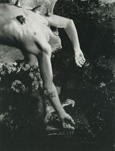 "an-overwhelming-question: "" George Platt Lynes - Narcissus, 1939 """