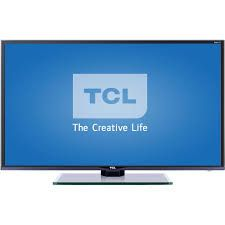 Enjoy the creative life with this TCL Roku HDTV that offers your easiest way to endless entertainment. The first Smart TV to put all your entertainment favorites in one place, TCL Roku… Dolby Digital, Digital Audio, Lcd Television, Composite Video, Audio In, Tv Videos, Wifi, Cool Things To Buy
