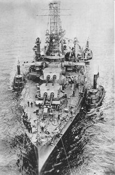 USS Florida (BB-30) in 1911