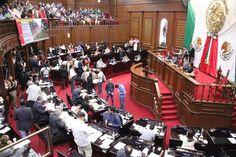 En sesión ordinaria, el Pleno de la LXXIII Legislatura aprobó la propuesta de acuerdo por la que se expide Convocatoria para la elección de magistrado del Tribunal de Justicia Administrativa ...