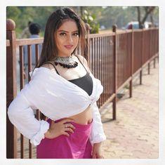 @deepikasingh150 - Deepika Singh Goyal - Stand tall, reach high and dream big 💞 #HappyHugsDay... Deepika Singh, Stand Tall, Crop Tops, Beauty, Dream Big, Women, Fashion, Moda, Fashion Styles
