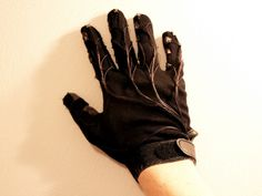 Found a keyboard glove prototype.  I really want one of these someday so I can operate my computer with healthier range of motion, on a treadmill, etc. rather than unhealthy sitting all day.