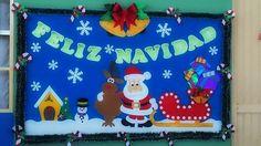 Periódico mural de diciembre