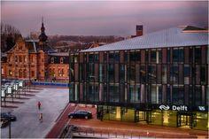 All IT Rooms bouw datacenter in nieuw gemeentehuis Delft - http://cloudworks.nu/2015/06/15/all-it-rooms-bouw-datacenter-in-nieuw-gemeentehuis-delft/