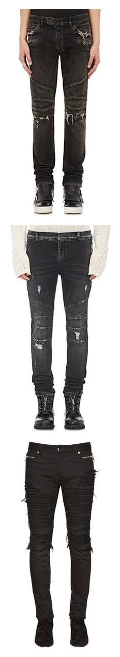 """"""""""" by david0715 ❤ liked on Polyvore featuring men's fashion, men's clothing, men's jeans, black, mens distressed skinny jeans, mens biker jeans, mens skinny fit jeans, mens jeans, mens super skinny ripped jeans and mens destroyed jeans"""