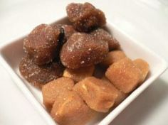 Tamarind Balls! Sweet on the outside, sour on the inside