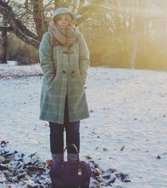 Curating a Cold Weather Wardrobe / baubles&knots