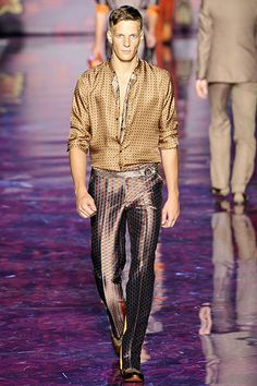 Etro Spring 2009 Menswear - Collection - Gallery - Style.com