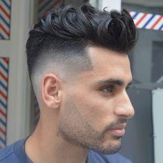 17 cool men hairstyles 2018 - 2019  #hairstyles