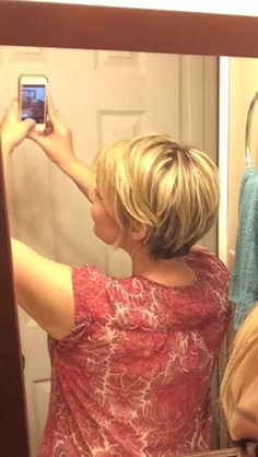 I've got the perfect long pixie do that finally matches ME!!! We're both short n' sassy now!!! (Plus, I had short hair at 264lbs prior to having WLS…All life struggle! Go big pixies! We all look amazing and have so much more to offer than some folks think….cut your hair! Let them know you're Courageous, trendy and not afraid to try anything new!!  pixie  love❤️